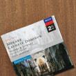 「がんばろう日本!スーパーオーケストラ」のチケットを取る~ベートーヴェン「第7交 響曲」他  /  モーツアルト「ヴェスペレK.339」をCDで聴く  /  佐藤正午著「取り扱い注意」を読む