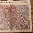 わが町の災害ハザードマップ