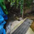 倉庫で漏水調査・・・市川市