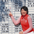 辻梨恵プロ 今のランクは30位、後は初優勝あるのみ!