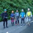 例会~沢登り 井原山の洗谷