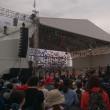 アラバキロックフェスティバルに行ってきました。