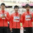 100x4男子リレー銅メダル!@世界陸上2017