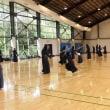 白根桃源剣友会夏期合宿。。。