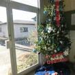クリスマスツリー・・・