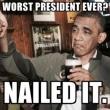 オバマ前米国大統領が既得権益を持つ政府高官と組んでトランプの揚げ足取り!!