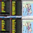 2018 06/19-06/20 カナリア機は31機まで受信、3日前からS-Queはロック状態