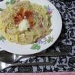トワイライ☆ランチ「ペペロンチーノ+コンソメスープ」