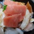 THE北海道「たこ」「真鱈昆布〆」「八角」です!かねしげ「刺身バイキング」!!刺身と手作り干物の専門店「発寒かねしげ鮮魚店」。