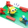 ファインディングニモをレゴで作ってみました。