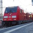 2019年3月22日,ミュンヘン中央駅にて 245型DL