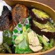 サバの干物弁当