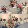 中部地区、粘土のお花(クレイフラワー)の50周年記念展示会開催中。。。。