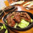 『とみや』約4000円コースで肉・野菜・チャーハン!