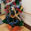 職場のクリスマスツリー