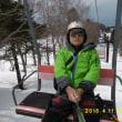 今日も蔵王で春スキー