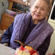 母の98回目の誕生日
