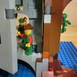 ★LEGO #6077 森の人のとりで【Forestmen's River Fortress】を市販キットに極力忠実に再現してみますた~wwwヾ(=^▽^=)ノ♪・・・の巻