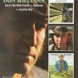 Don Williams ドン・ウィリアムス - You're My Best Friend / Harmony / Country Boy