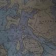 地図を見ながら