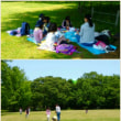公園清掃・青空集会