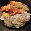 牡蠣を堪能