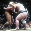 大相撲夏場所、二日目