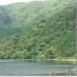 芦ノ湖西岸ウォーキング