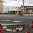 広島県福山市沖野上町3丁目の道路工事