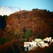 『北浜富士』 朝日の当たる家