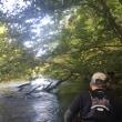 台風21号後の千歳川調査
