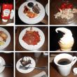 アメリカ旅行記(21)夕食と食後の散策