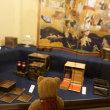 創業元禄二年の「半兵衛麩」が収集した芸術品。 食文化を伝える「お辨當箱博物館」