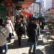 809 人形町(東京都)人形も七福神に初詣