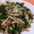 中華食べる?