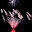 2018・大分・第33回城下かれい祭りの打上花火 その2