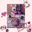 ぺんぴぃ'ずっぽい バレンタインケーキ