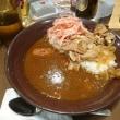 「すき家」!!「あいがけ豚カレー1・5盛」!!