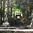 国東半島 両子寺(ふたごじ)の新緑の風景