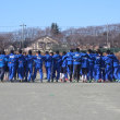 ☆2018年西武学園文理高等学校サッカー部初蹴り
