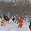 わんぱく遊び隊!2月24日(土)「子ども北海道野生動物講座」の様子