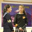 新モンゴル高校の日本語祭りに行って来ました。