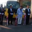 阿佐東線DMV導入に向けた記念式典が行われました。
