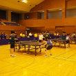 第24回水無月杯・第11回ニッタク杯争奪卓球大会の結果