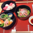 京都二条 とさか / ランチ:まる重ね弁当