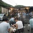 真夏の夜の夢ライブ、ビヤガーデン 8月20日