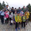健民少年団 池田山に登る