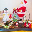 三世代交流クリスマス会&お餅つ