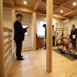 みやぎ木造住宅コンクールの現地審査がありました