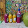 生まれてはじめて!ドラゴンフルーツパイナップルジュースを発酵させたら?